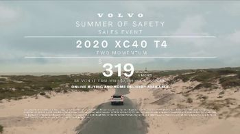 Volvo Summer of Safety Sales Event TV Spot, 'Safety Above Everything: XC40' Song by Marti West [T2] - Thumbnail 6