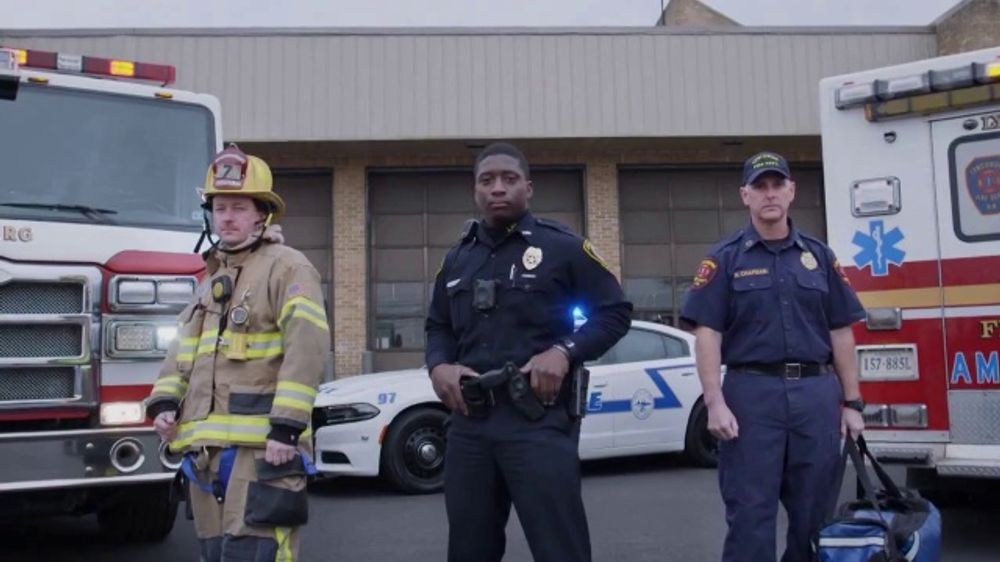 Liberty University TV Commercial, 'Heroes: 25 Percent Tuition Discount'