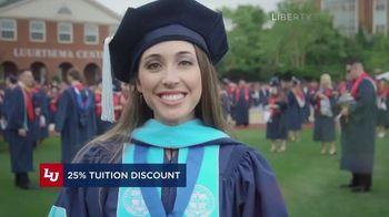 Liberty University TV Spot, 'Heroes: 25 Percent Tuition Discount' - Thumbnail 1