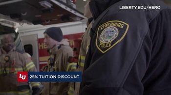 Liberty University TV Spot, 'Heroes: 25 Percent Tuition Discount' - Thumbnail 2