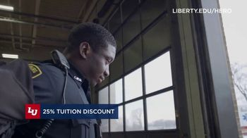 Liberty University TV Spot, 'Heroes: 25 Percent Tuition Discount' - Thumbnail 3