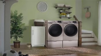 Lowe's TV Spot, 'Calling it Quits: Samsung Laundry Pair' - Thumbnail 4