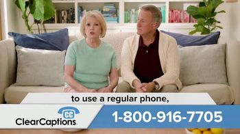 ClearCaptions TV Spot, 'Easy Solution' - Thumbnail 3