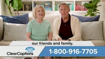 ClearCaptions TV Spot, 'Easy Solution'