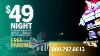 Circus Circus Las Vegas Hotel & Casino TV Spot, 'TV Rate of $49 a Night' - Thumbnail 9
