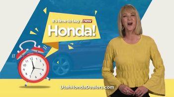 Honda TV Spot, 'Utah: Time to Buy' [T2] - Thumbnail 1
