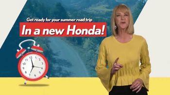Honda TV Spot, 'Utah: Summer Roadtrip' [T2] - Thumbnail 2