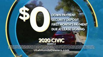Honda TV Spot, 'Utah: Summer Roadtrip' [T2] - Thumbnail 4