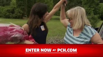 Publishers Clearing House TV Spot, 'It's Happening: $5,000 a Week for Life'