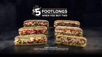 Subway TV Spot, 'Charlie Puth Responds to $5 Footlong Tweet from Matthew' - Thumbnail 9