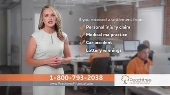 Peachtree Financial TV Spot, 'Important: Structured Settlement' - Thumbnail 3