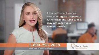 Peachtree Financial TV Spot, 'Important: Structured Settlement' - Thumbnail 4