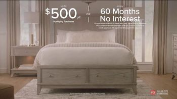Value City Furniture Fourth of July Sale TV Spot, 'Up to $500 Off' - Thumbnail 6