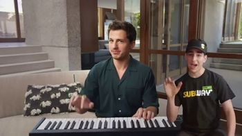 Subway TV Spot, 'Charlie Puth Responds to $5 Footlong Tweet From Tristan' - Thumbnail 5