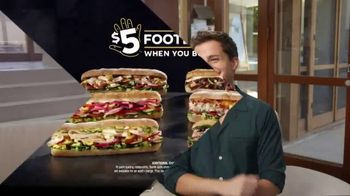 Subway TV Spot, 'Charlie Puth Responds to $5 Footlong Tweet From Tristan' - Thumbnail 9