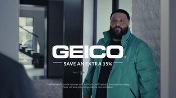 GEICO TV Spot, 'Morning Motivation With DJ Khaled' - Thumbnail 10