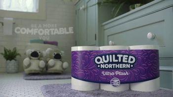 Quilted Northern Ultra Plush TV Spot, 'Cozy Koalas' - Thumbnail 9