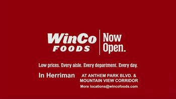 WinCo Foods TV Spot, 'We're Working to Save You Money: Sounds' - Thumbnail 10