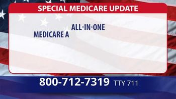 TZ Insurance Solutions TV Spot, 'Special Medicare Update: Save $1,200 or More' - Thumbnail 3