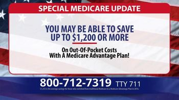 TZ Insurance Solutions TV Spot, 'Special Medicare Update: Save $1,200 or More' - Thumbnail 4