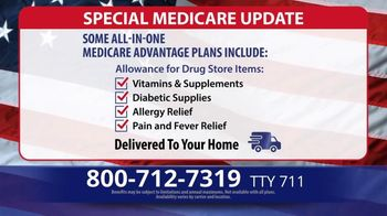 TZ Insurance Solutions TV Spot, 'Special Medicare Update: Save $1,200 or More' - Thumbnail 5