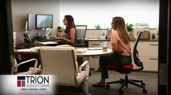 Trion Solutions TV Spot, 'Relieving the Stress and Burden of HR Administration'
