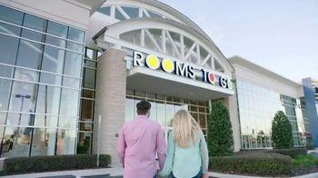 Rooms to Go Mes del Colchón TV Spot, 'Queen Eurotop: $299 dólares' [Spanish] - Thumbnail 1