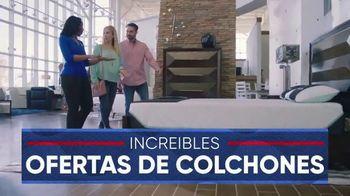 Rooms to Go Mes del Colchón TV Spot, 'Queen Eurotop: $299 dólares' [Spanish] - Thumbnail 5