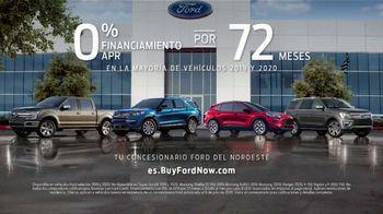 Ford TV Spot, 'Nosotros construimos' [Spanish] [T2] - Thumbnail 6