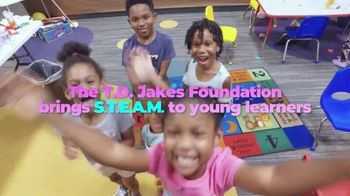 T.D. Jakes Foundation TV Spot, 'The Future Is Not Sheltering In Place: Register for Free' - Thumbnail 4