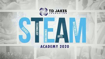 T.D. Jakes Foundation TV Spot, 'The Future Is Not Sheltering In Place: Register for Free' - Thumbnail 6