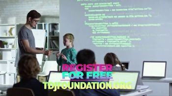 T.D. Jakes Foundation TV Spot, 'The Future Is Not Sheltering In Place: Register for Free' - Thumbnail 9