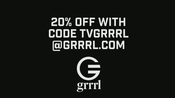 GRRRL TV Spot, 'Born for This' Featuring Weili Zhang, Amanda Serrano - Thumbnail 8