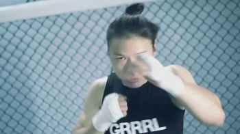 GRRRL TV Spot, 'Born for This' Featuring Weili Zhang, Amanda Serrano - Thumbnail 2