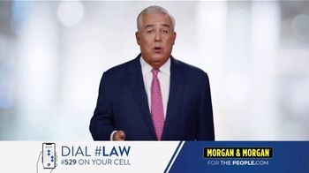 Morgan & Morgan Law Firm TV Spot, 'Reputation for Results'