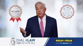 Morgan & Morgan Law Firm TV Spot, 'Reputation for Results' - Thumbnail 3
