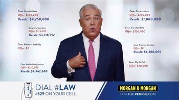 Morgan & Morgan Law Firm TV Spot, 'Reputation for Results' - Thumbnail 8