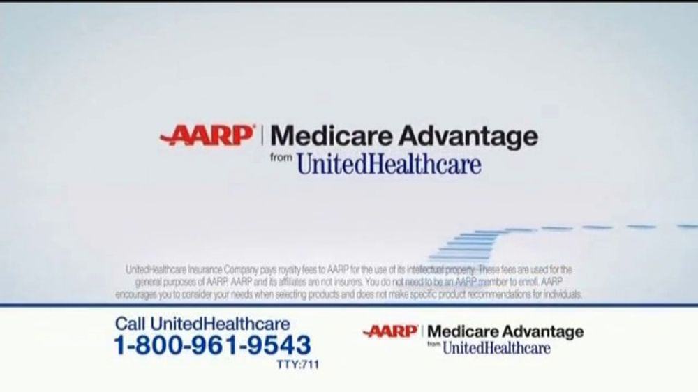 UnitedHealthcare AARP Medicare Advantage Plan TV Commercial, 'Retiring Soon?'