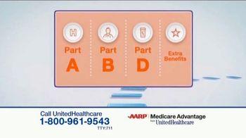 UnitedHealthcare AARP Medicare Advantage Plan TV Spot, 'Retiring Soon?'