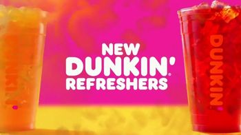 Dunkin' Refreshers TV Spot, 'Get Your Glow Back' - Thumbnail 6