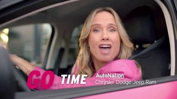 AutoNation Drive Forward Event TV Spot, 'Go Time'