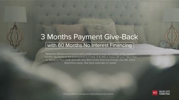 Value City Furniture The Great Give-Back TV Spot, 'Every Moment: Three months Payment Give-Back' - Thumbnail 6