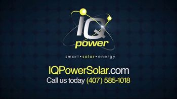 iQ Power Solar TV Spot, 'Immediate Relief' - Thumbnail 9