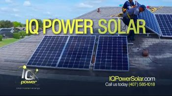 iQ Power Solar TV Spot, 'Immediate Relief' - Thumbnail 3