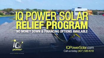 iQ Power Solar TV Spot, 'Immediate Relief' - Thumbnail 4