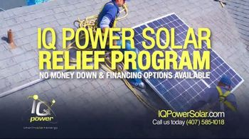 iQ Power Solar TV Spot, 'Immediate Relief' - Thumbnail 5