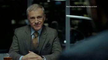 Quibi TV Spot, 'Most Dangerous Game' - 3 commercial airings