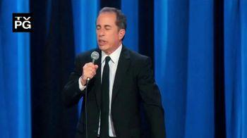 Netflix TV Spot, 'Jerry Seinfeld: 23 Hours To Kill' - Thumbnail 1