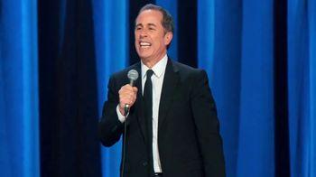 Netflix TV Spot, 'Jerry Seinfeld: 23 Hours To Kill' - Thumbnail 3