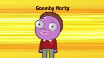 Pocket Mortys TV Spot, 'New Avatars: Goomby Morty, Tickets Please Morty & Supreme Guard Rick'